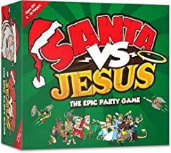 Santa VS Jesus The Epic Party Game