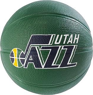 NBA Utah Jazz Spaldingteam Logo, Blue, N