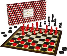 Ridley's Chess and Checkers Classic Board Game