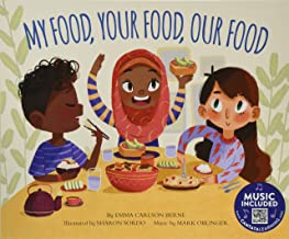 My Food, Your Food, Our Food (How Are We Alike and Different?)