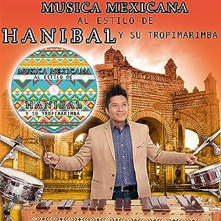 Musica Mexicana Al Estilo de Hanibal y Su Tropimarimba