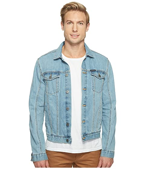 Calvin Klein Jeans Light Wash Jean Jacket at Zappos.com 4185ca6401