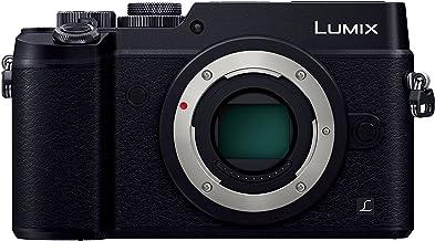 パナソニック ミラーレス一眼カメラ ルミックス GX8 ボディ 2030万画素 ブラック DMC-GX8-K