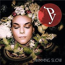 py swimming slow