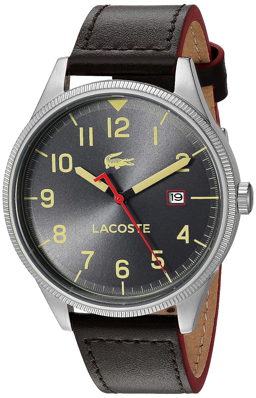 Lacoste Analog Grey Dial Men's Watch-2011020