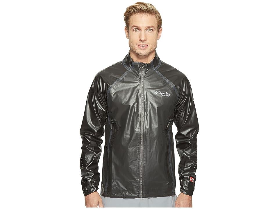 Columbia Outdry Ex Hybrid Training Jacket (Black) Men
