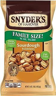 Snyder's of Hanover Pretzels, Sourdough Nibblers, 16 Oz