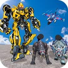 Multi Robot Transform Battle, Police Dog, Tiger & Wildcat, Transforming Battle, Transformation Robot rescue bots, War Tanks Vs Robot Fight, Disaster dash, Robot World Boxing, War free best Robots, Survival Day, Real Mech Robots, Black Dog Robot