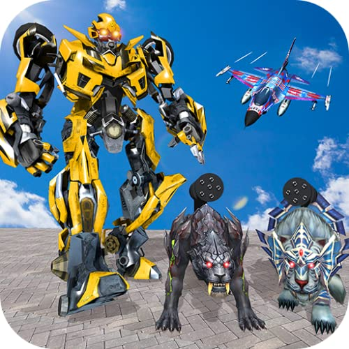 Multi Robot Transform Battle, Police Dog, Tiger & Wildcat, Transforming Battle, Transformation Robot rescue bots, War Tanks Vs Robot Fight, Disaster dash, Robot World Boxing, War free best Robots, Survival Day, Real Mech Robots, Black Dog Robot