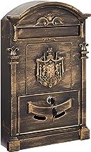 Arregui Residencia Maxi D-2152/B individuele brievenbus van Aliminium in klassieke stijl, maat L (tijdschriften en C4-enve...