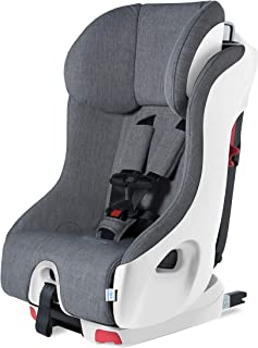 Clek Foonf Convertible Car Seat, Cloud (Crypton C-Zero Performance Fabric) 17.5x16.9x28 Inch (Pack of 1)