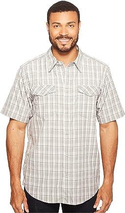 Arruga Plaid Short Sleeve Shirt