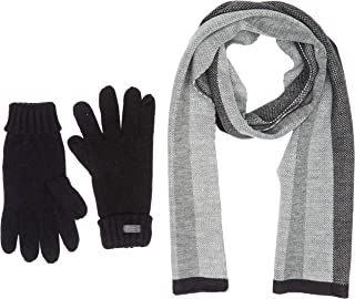 EFERRI. Pack bufanda y guantes Hombres