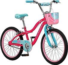دوچرخه دختر Schwinn Elm ، با قاب SmartStart برای متناسب با تناسب فرزند شما