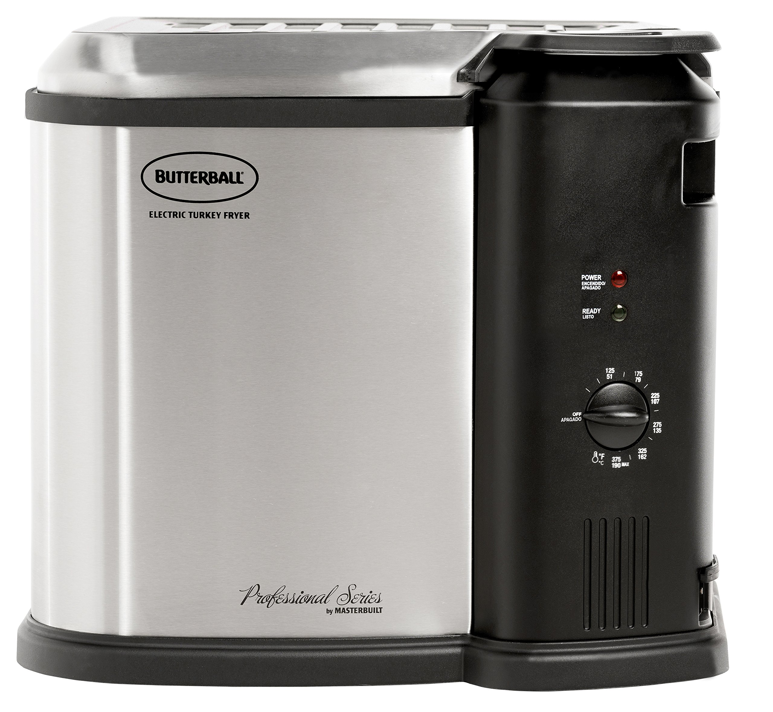 Butterball 23010115 MB23010118 Electric Stainless