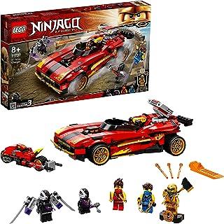 LEGO 71737 X-1 Ninja Charger