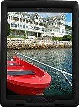 Bobj Rugged Case for Samsung Galaxy Tab A 9.7 inch Tablet, (SM-T550), Tab A Plus 9.7 inch (SM-P550), (Not for Tab A 10, SM-T580) - BobjGear Custom Fit - Venting - Sound Amplification - (Bold Black)