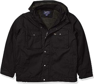 Smith's Workwear Men's Sherpa Lined Duck Canvas Work Jacket