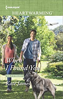 When I Found You: A Clean Romance (San Diego K-9 Unit Book 3)