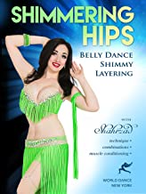 belly dance shimmy drills