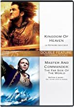 Kingdom of Heaven / Master and Commander: The Far Side of the World Double Feature