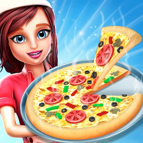 Pizza Maker 3D: Healthy Lunch Maker Free Game for Kids