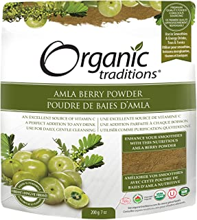 Organic Traditions Amla Berry Powder 200g