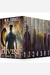 Divine: The Complete Series Box Set (M.R. Forbes Box Sets) Kindle Edition