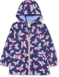 1 EA HATLEY Rainbow Unicorns Raincoat 10