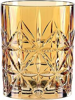 Spiegelau & Nachtmann, Whisky-Becher, Kristallglas, 345 ml, Highland, Bernstein, 0097441-0