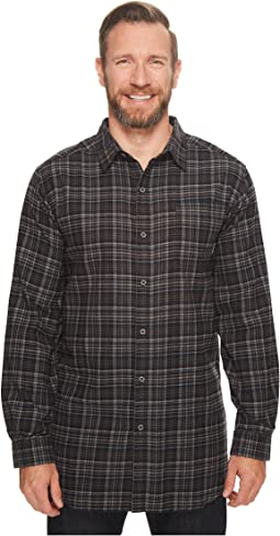 Columbia Big & Tall Boulder Ridge Long Sleeve Flannel