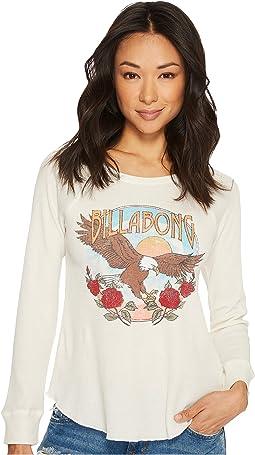 Billabong - Eagle Rose T-Shirt