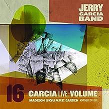 Jerry Garcia Band - 'GarciaLive Volume 16: November 15th, 1991 Madison Square Garden'