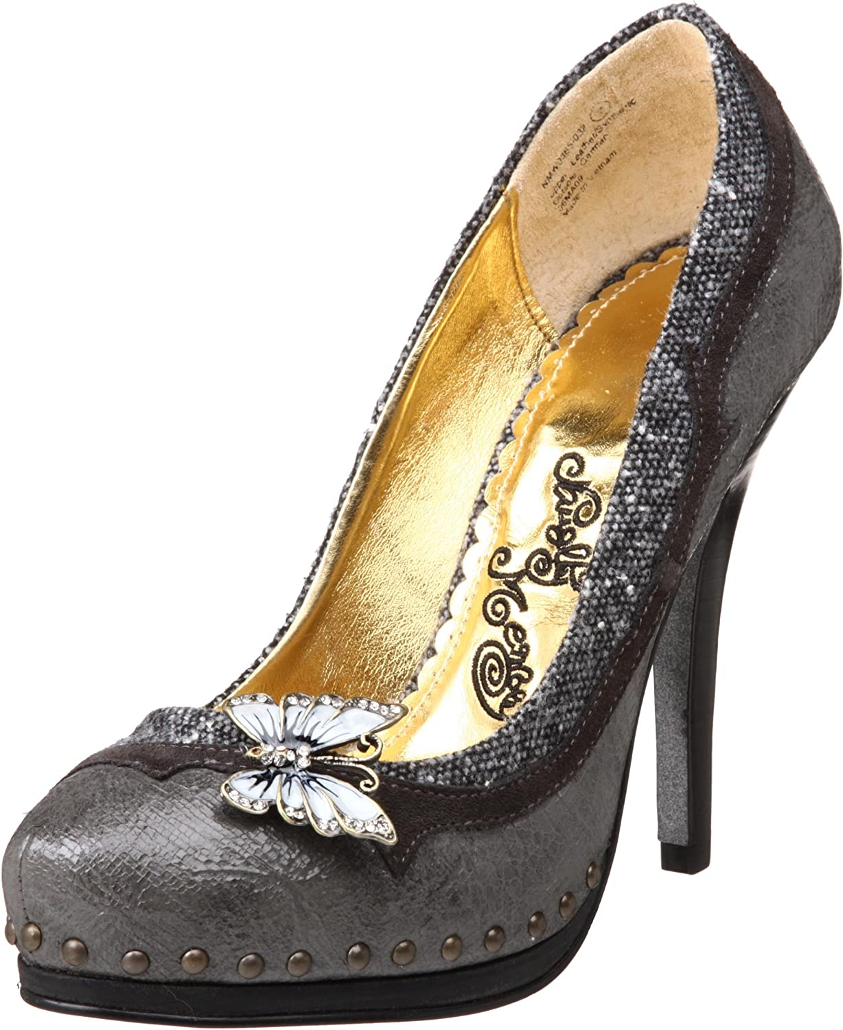 Naughty Monkey Women's Pretty Pump Tree Inventory cleanup selling All stores are sold sale