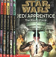 Jedi Apprentice, Books 1-6 (Star Wars, The Rising Force/The Dark Rival/The Hidden Past/The Mark of the Crown/The Defenders...
