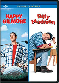 Happy Gilmore / Billy Madison Double Feature