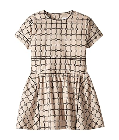 Burberry Kids Cici Dress (Little Kids/Big Kids) (Stone) Girl