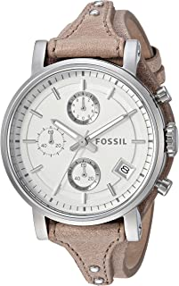 Fossil Casual Watch Analog Display Japanese Quartz for Women ES3625P