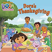 Dora's Thanksgiving (Dora the Explorer Book 5)