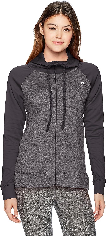 Champion Womens Performance Fleece FullZip Jacket Fleece Jacket