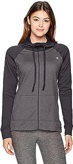 Champion Womens J29898 Performance Fleece Full-Zip Jacket Long Sleeve Fleece Jacket