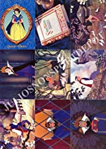 SNOW WHITE SERIES 2 1994 DISNEY SKYBOX COMPLETE BASE CARD SET OF 90