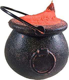 Halloween Bath Bombs Witches Brew Cauldron RED Fizzy and Bubble 7 oz. Bath Bombs with Surprise Scary Toys Inside For Kids! Halloween Gift!