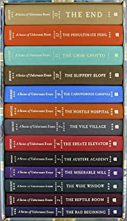Series of Unfortunate Events Box Th