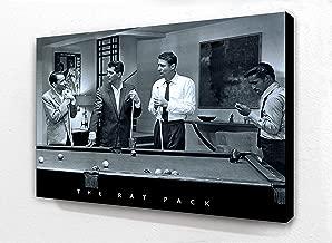 The Rat Pack Pool Sinatra Clan 36