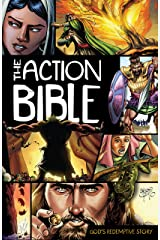 The Action Bible: God's Redemptive Story (Action Bible Series) Kindle Edition