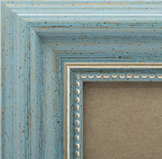 8x10 Picture Frame Antique Tael - Mount/Desktop Display, Frames by EcoHome
