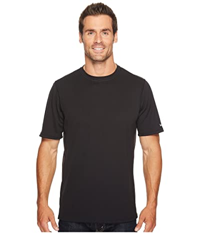 Timberland PRO Wicking Good Short Sleeve T-Shirt (Jet Black) Men