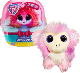 Little Live Pets Scruff-a-Luvs Babies – All New Sparkly Characters - Mini Collectible Plush Scruff-a-Luvs -Styles May Vary