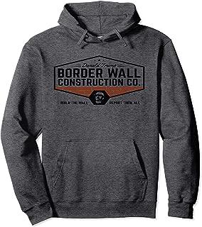 Donald Trump Construction Co Hoodie